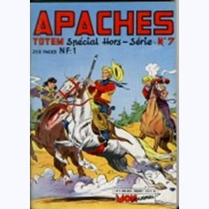 Apaches : n° 7, Bill Falco