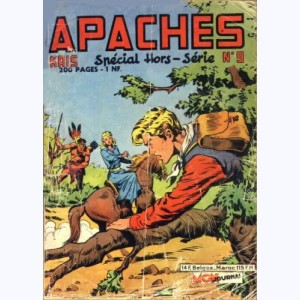 Apaches : n° 9, Billy Boy suite