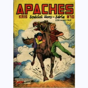 Apaches : n° 10, Larry le petit jockey
