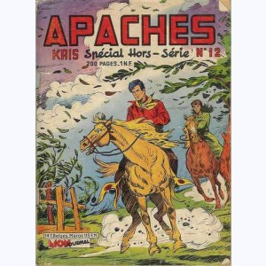 Apaches : n° 12, Silver Scout
