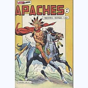 Apaches : n° 55, MADOK - La cravate de chanvre