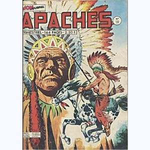 Apaches : n° 59, MADOK - La drogue infernale