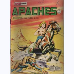 Apaches : n° 62, Babe FORD - Les long couteaux
