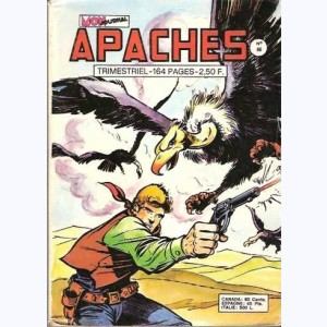 Apaches : n° 66, Billy BOY - Le Scorpion