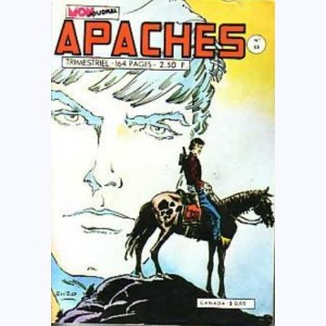 Apaches : n° 69, Billy BOY - La Pony Express