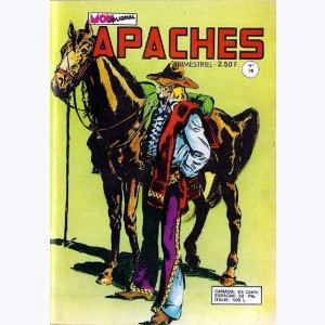 Apaches : n° 70, Billy BOY - 'Accompagner Nelly'
