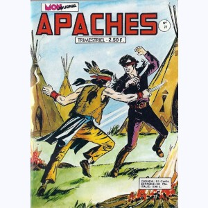 Apaches : n° 71, Billy BOY - Le grand Stanley