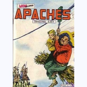 Apaches : n° 72, Billy BOY - Le crime ne paye pas