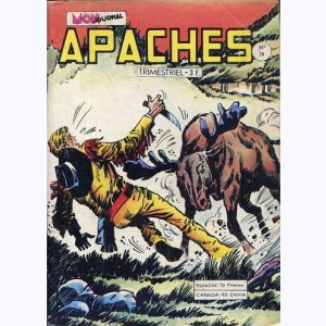 Apaches : n° 79, Canada JEAN - L'expédition disparue