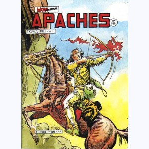 Apaches : n° 100, AROK - La malédiction de GUI-PÄGO