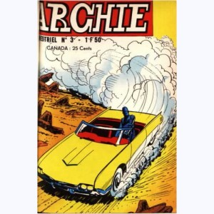 Archie : n° 3, La machine à faire le temps