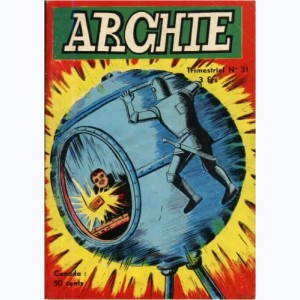 Archie : n° 31, L'homme invisible