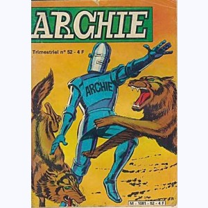 Archie : n° 52, Le secret de la colline
