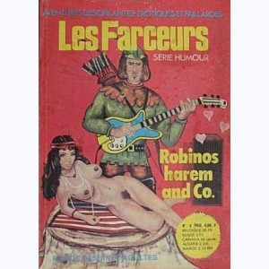 Les Farceurs : n° 3, Robinos harem and Co.