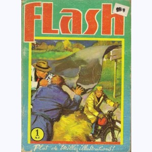 Flash (Album) : n° 123, Recueil 123 (11, 12, 13)