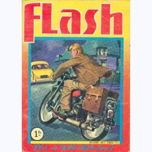 Flash (Album) : n° 149, Recueil 149 (17, 18, 19)