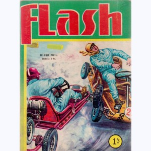 Flash (Album) : n° 182, Recueil 182 (34, 35, 36)