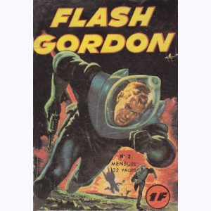 Flash Gordon : n° 2, Les caprices de Circéa ...
