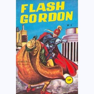 Flash Gordon : n° 3, Le peuple enterré