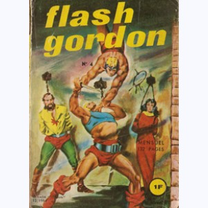 Flash Gordon : n° 4, Le bébé de Mars