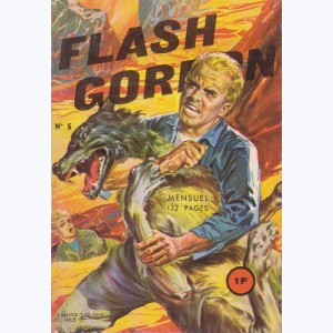 Flash Gordon : n° 5, Robinson Crusoé de l'espace