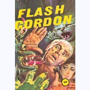 Flash Gordon : n° 6, La vengeance de Ming
