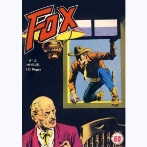 Fox : n° 13, ZA le fort : suite