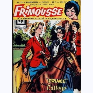 "Frimousse : n° 29, ""Prince"" au collège"
