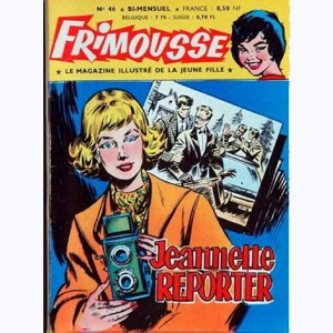 Frimousse : n° 46, Jeannette reporter
