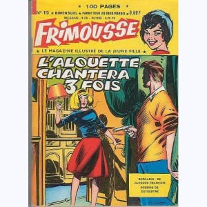 Frimousse : n° 113, Catherine la courageuse