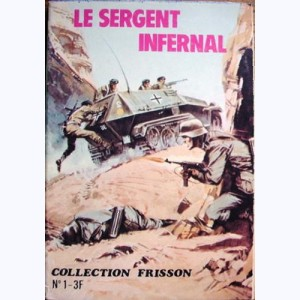 Collection Frisson : n° 1, Le sergent infernal