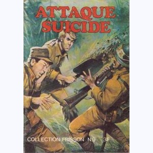 Collection Frisson : n° 9, Attaque suicide