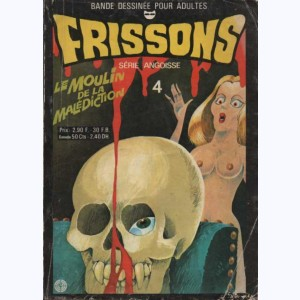 Frissons (2ème Série) : n° 4, Le moulin de la malédiction