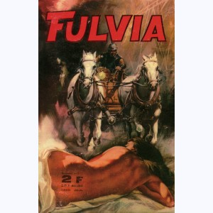 Fulvia : n° 3, La malédiction des pharaons