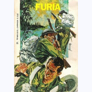 Furia : n° 5, Le secret de la vallée