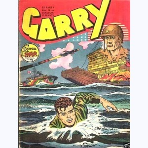 Garry : n° 91, L'oiseau de l'enfer