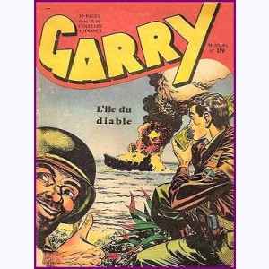 Garry : n° 119, L'île du Diable