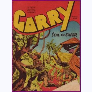 Garry : n° 134, Seul en enfer