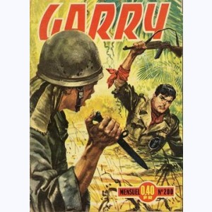 Garry : n° 200, Section d'assaut