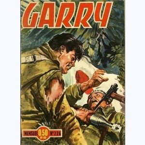 Garry : n° 226, La part des braves