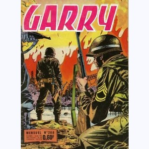 Garry : n° 268, Contrainte