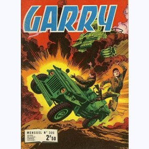 Garry : n° 355, La part des braves