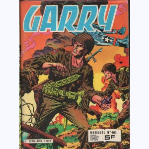 Garry : n° 403, Griffith sera sauvé