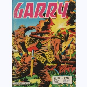 Garry : n° 407, L'enfer de Paluan