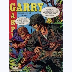 Garry : n° 440, La mine secrète