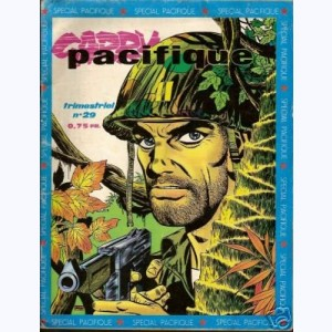 Garry Pacifique : n° 29, Le pirate