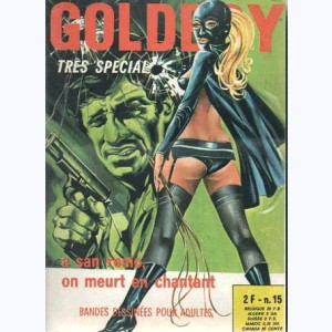 Goldboy : n° 15, A San Remo, on meurt en chantant