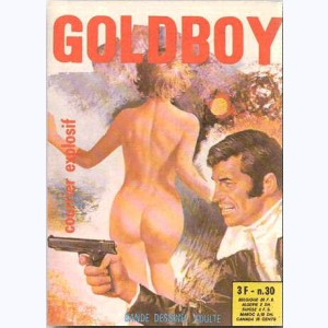 Goldboy : n° 30, Courrier explosif