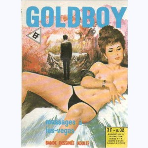 Goldboy : n° 32, Massages à Las-Vegas