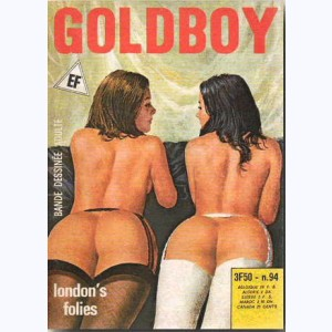 Goldboy : n° 94, London's folies